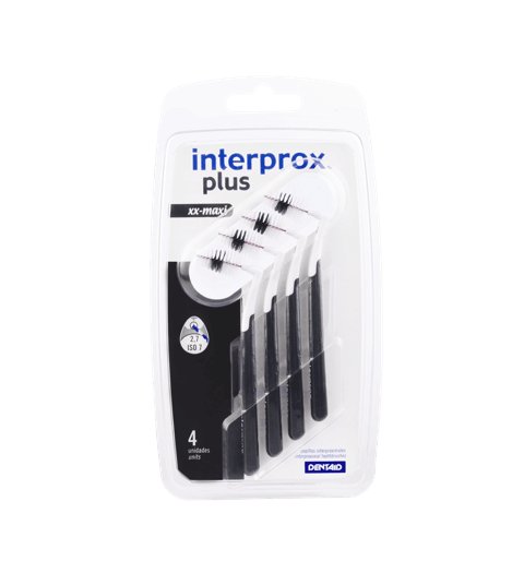 Blister Interprox Plus xx maxi