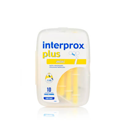 cepillos interprox plus mini ahorro